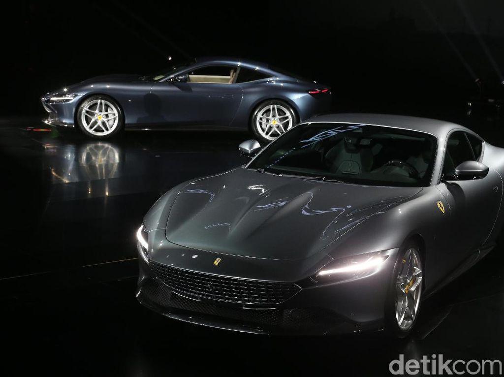Ini Ferrari untuk Wanita Tajir Melintir