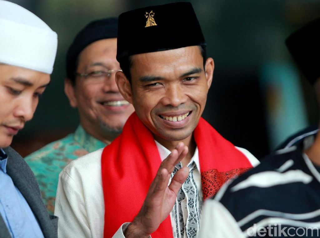 Ustaz Abdul Somad Dijaga TNI Saat Ceramah, Ini Kata Polda Lampung