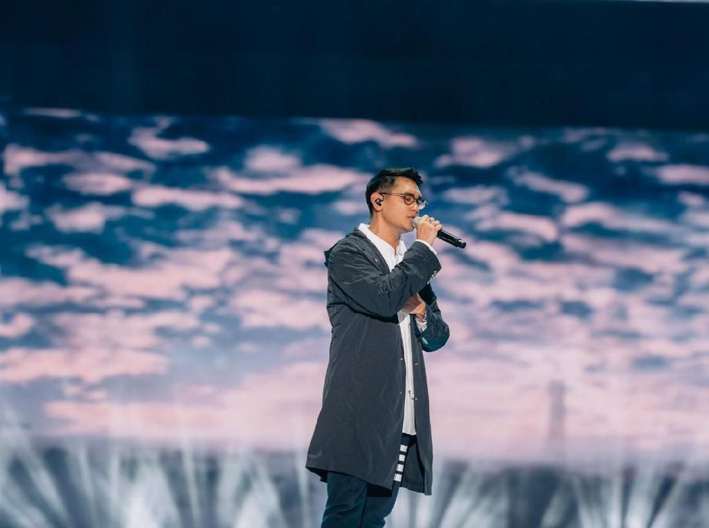 Vakum Nyanyi, Afgan Bikin Konser Amal