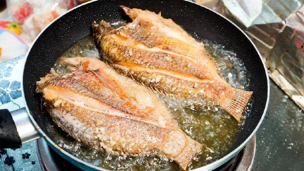 Tips goreng ikan