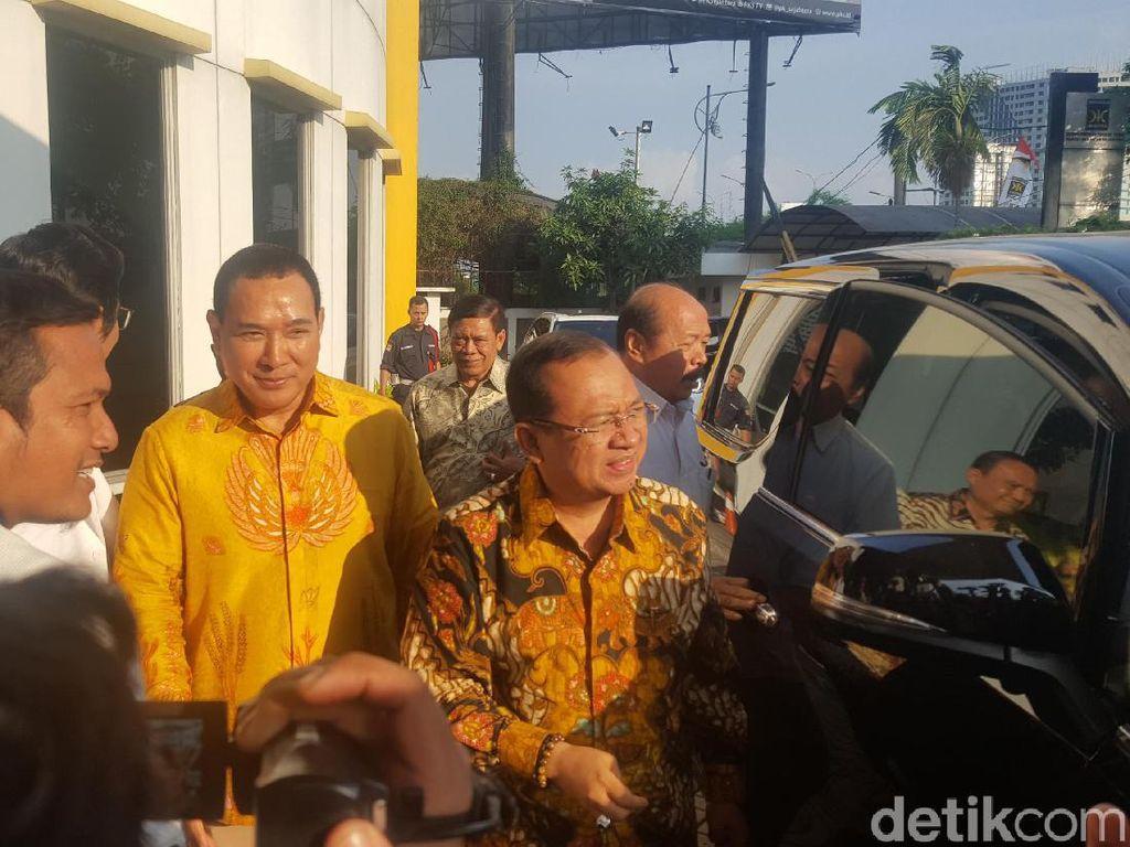 Loyalis Bantah Ada Deal Tommy Soeharto dan Muchdi soal Ketua Wanbin