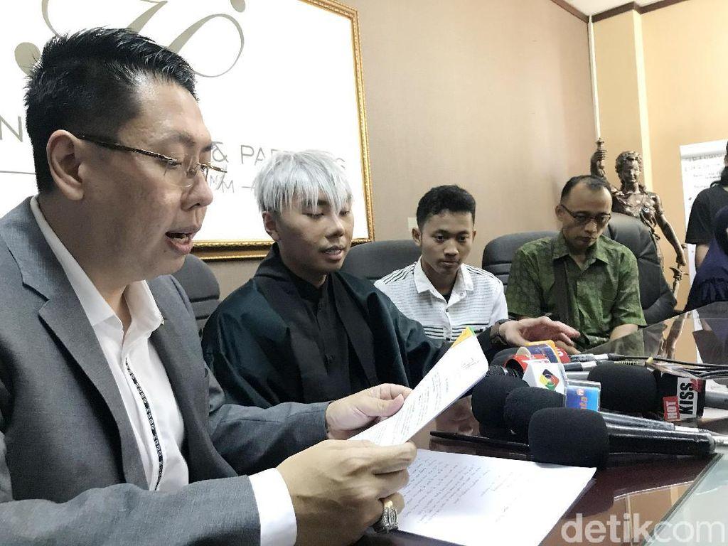 Damai dengan Pemilik Akun Hikmah Kehidupan, Roy Kiyoshi Akan Cabut Laporan