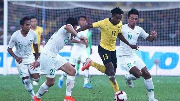 Laga Malaysia vs Indonesia di Bukit Jalil makan korban suporter Merah Putih.