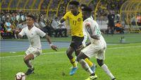 Dua Gol Malaysia Hadiah dari Indonesia