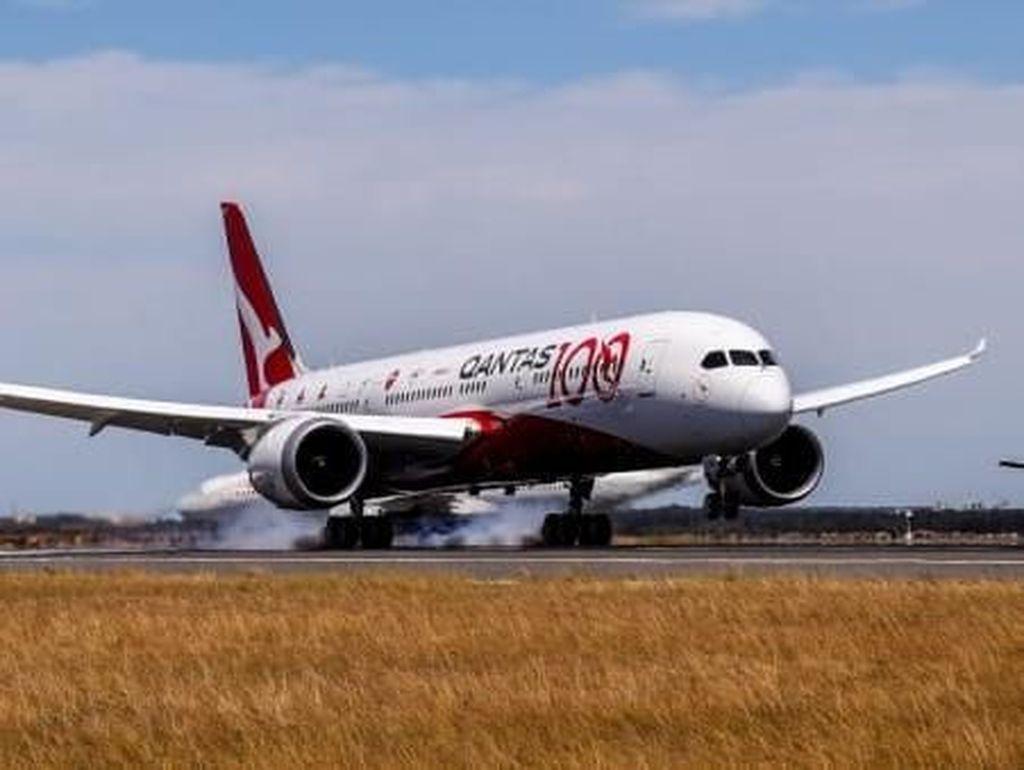 Apa Hasil Uji Coba Penerbangan Rute Terpanjang Sedunia?