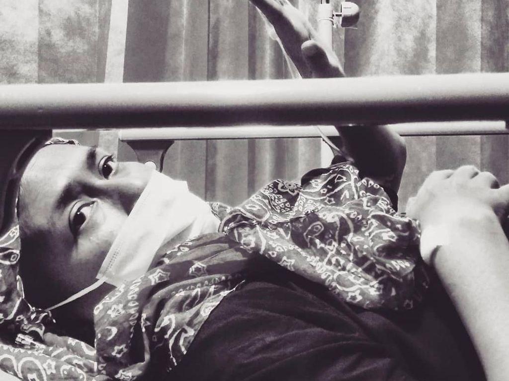 Diidap Ria Irawan Sebelum Wafat, Apa Itu Kanker Kelenjar Getah Bening?