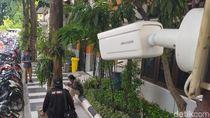 Kamera Pendeteksi Wajah Bakal Jadi Ancaman Pelaku Kejahatan di Surabaya