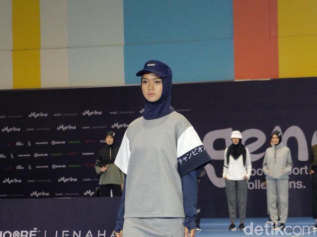 Jenahara dan Noore Rilis Hijab Olahraga yang Nggak Bikin Gerah