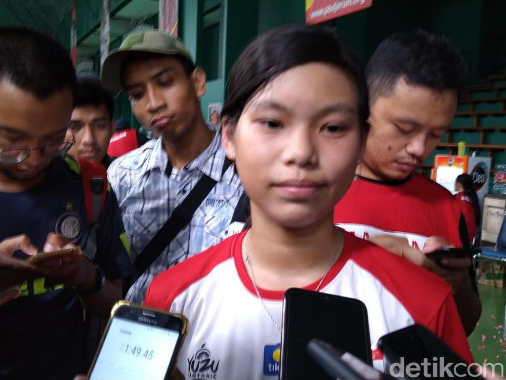 Cerita Gadis Asal Merauke Lolos Final Setelah 4 Kali Gagal Audisi PB Djarum