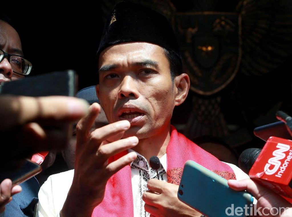 Bully ke Ustaz Abdul Somad Diyakini Tersistematis