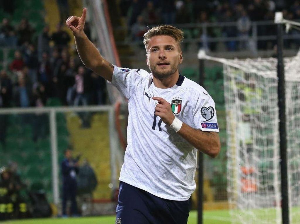 Lumat Armenia 9-1, Italia Sempurna di Kualifikasi Piala Eropa 2020