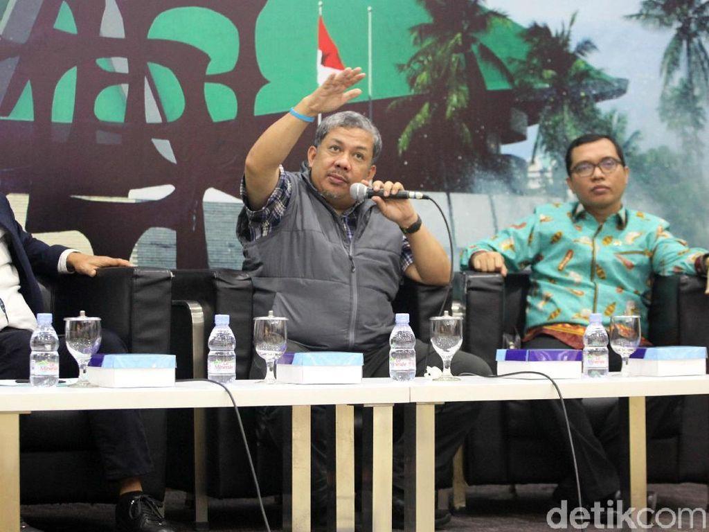Fahri Hamzah hingga Achmad Baidowi Bicara Revisi UU Pilkada