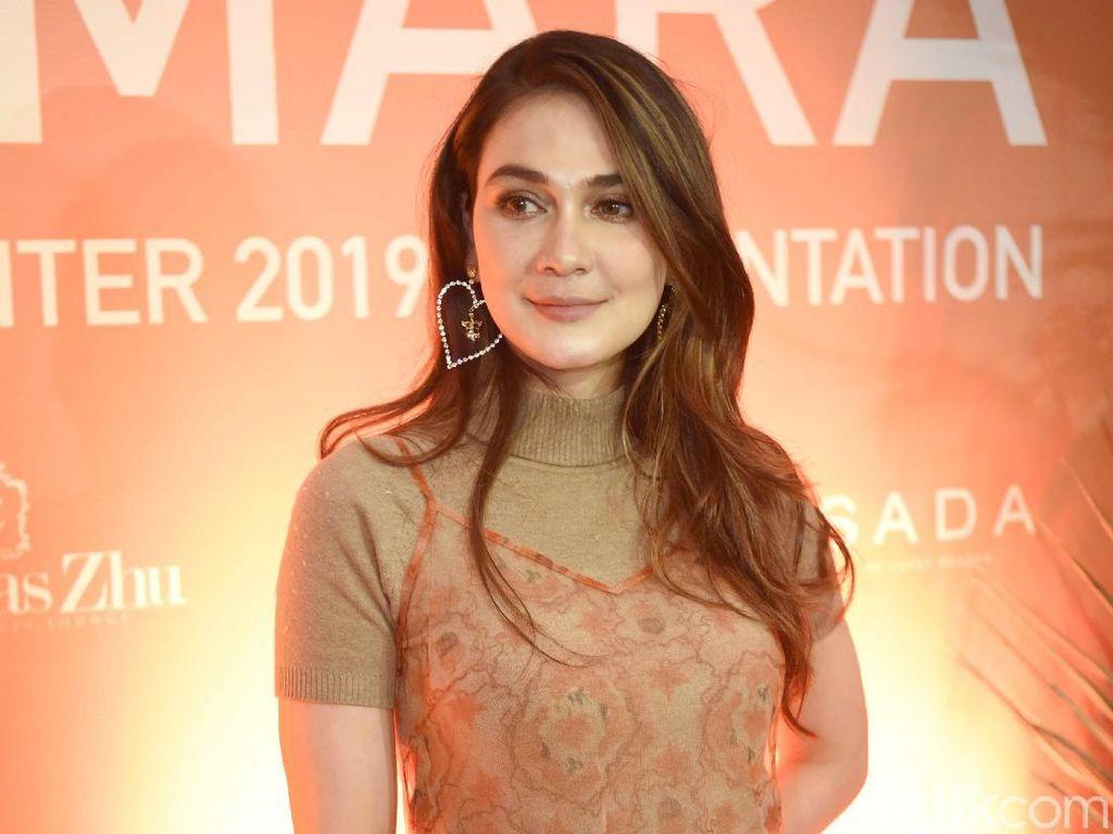 Reaksi Luna Maya Ditanya Jessica Iskandar soal Pria Terjahat
