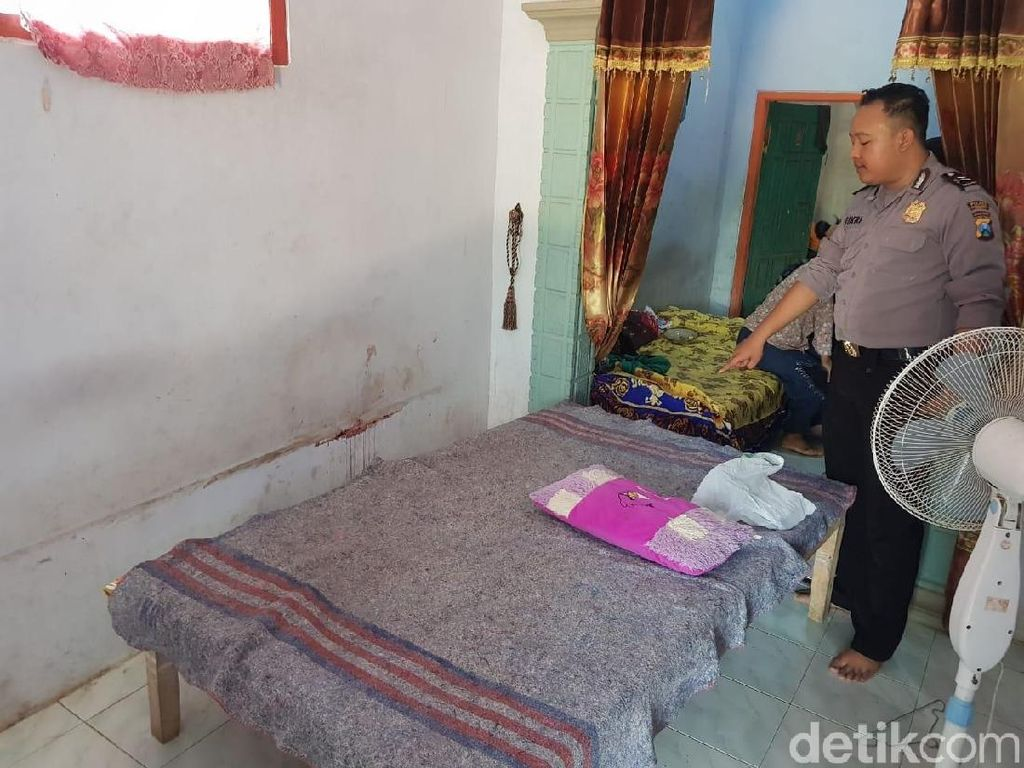 Dicuekin, Suami di Probolinggo Palu Kepala Istri hingga Bocor