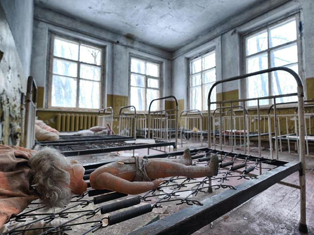 Kawasan Bencana Nuklir Chernobyl Diusulkan Jadi Situs Warisan Dunia