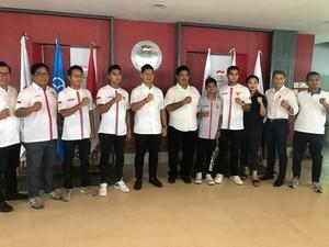 Ketemu Aero dan Aqsa, KOI Bahas Rencana Indonesia Gelar Kejuaraan Dunia Jetski