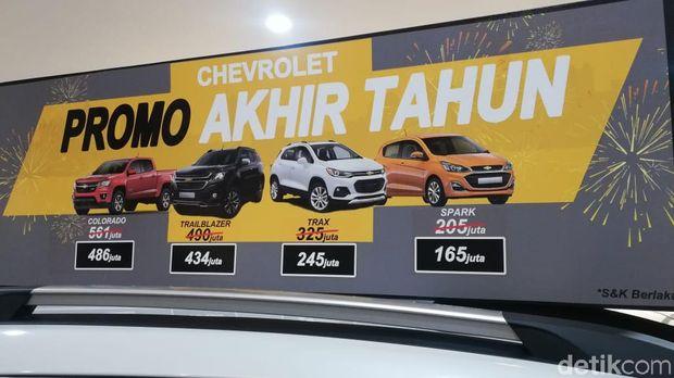 Chevrolet angkat kaki dari Indonesia