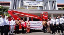 Di Hari Ultah Risma, Pemkot Surabaya Terima Dua CSR Sekaligus