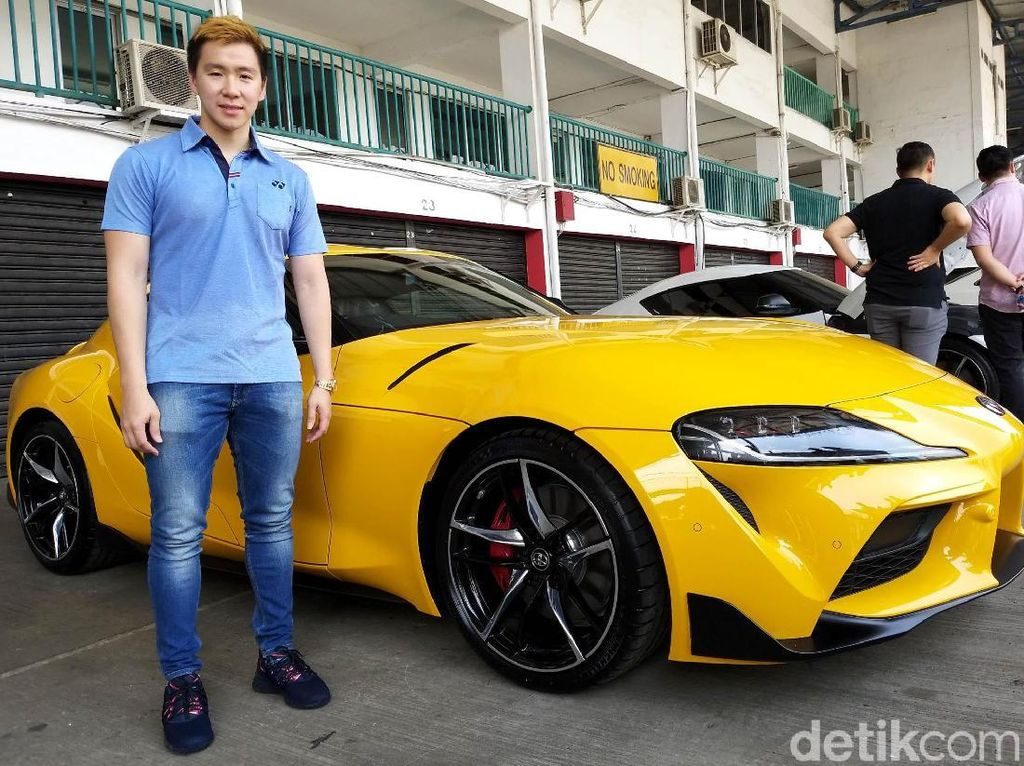 Toyota GR Supra, Tunggangan Baru Marcus Gideon