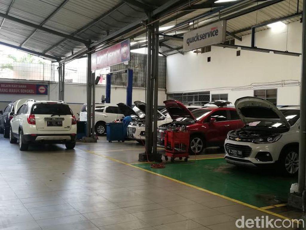 Chevrolet Angkat Kaki dari Indonesia, Ini 26 Dealer yang Masih Terima Servis Mobil
