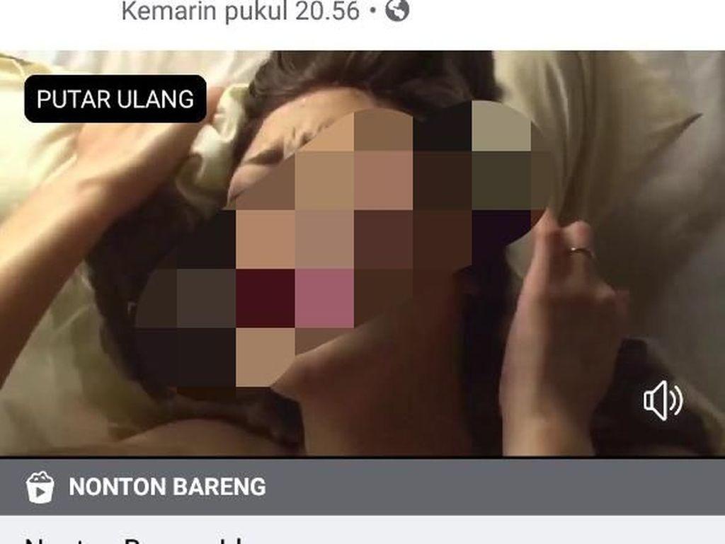 Heboh Nobar Film Porno di Facebook, Apa Motif Seseorang Nonton Video Mesum?