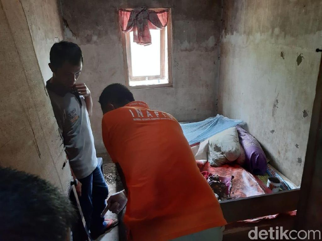 Nenek Takemi yang Lumpuh Ditemukan Tewas Terbakar di Kamar
