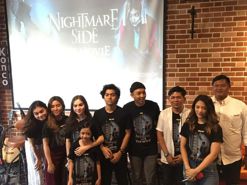 Radio Play Nightmare Side Diangkat ke Layar Lebar