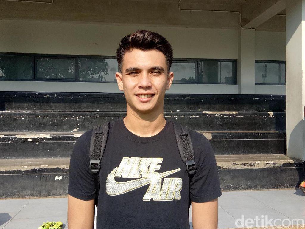 Nadeo Argawinata Pede Bawa Indonesia Sampai Final SEA Games 2019