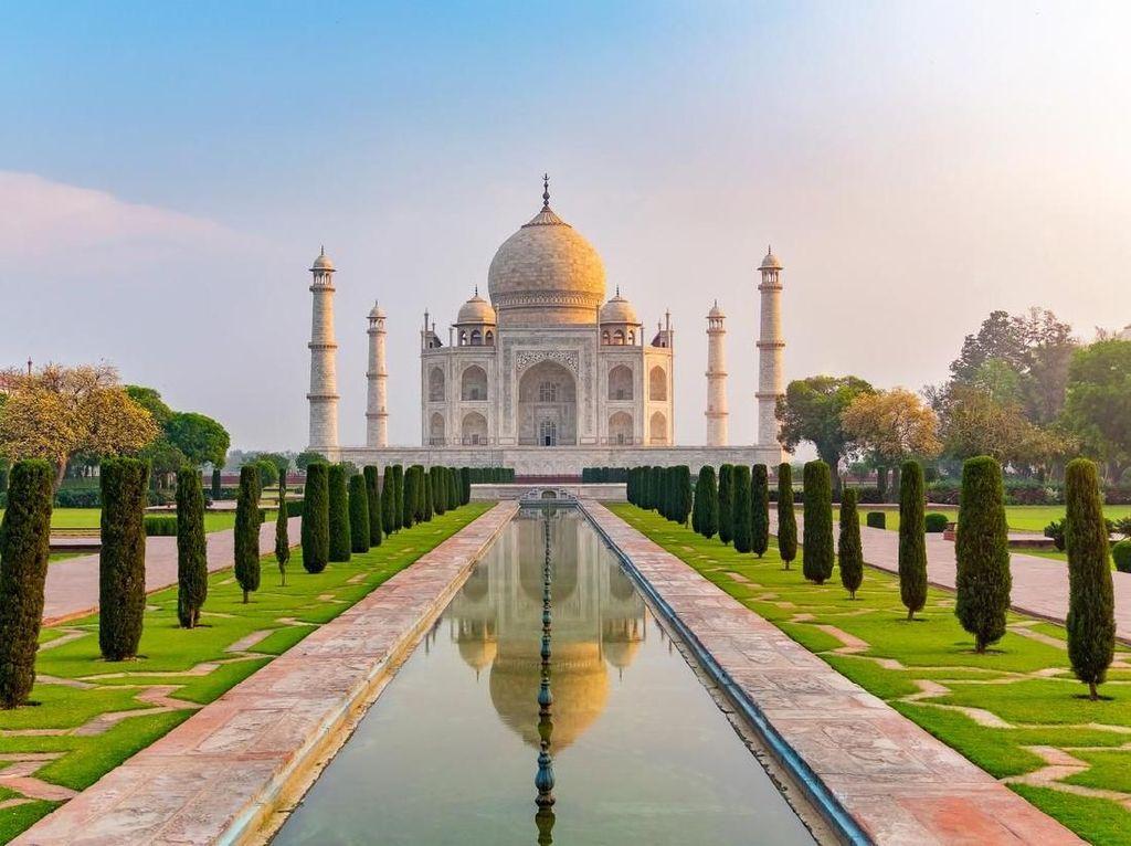 5 Fakta Taj Mahal, Bangunan dengan Arsitektur Islam