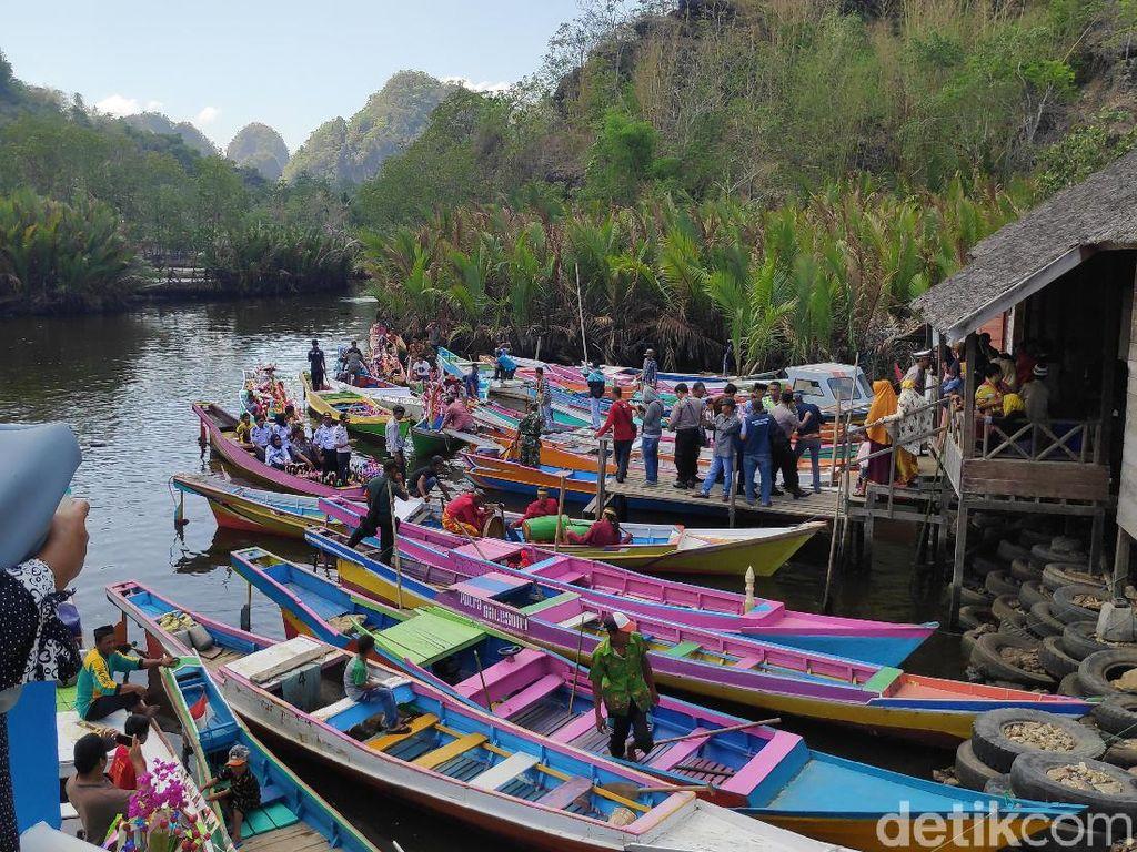 Rammang-rammang Tak Cuma Karst & Telaga, Festival Menarik pun Ada