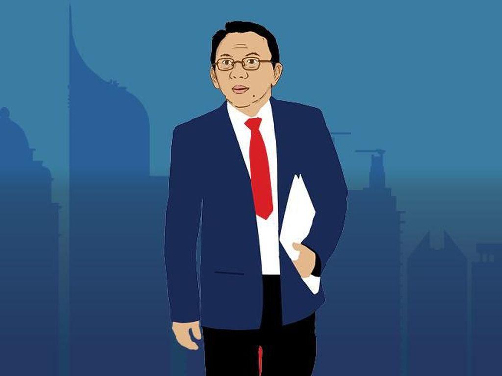 Jalan Ahok Jadi Bos BUMN: Dicerca dan Dibela