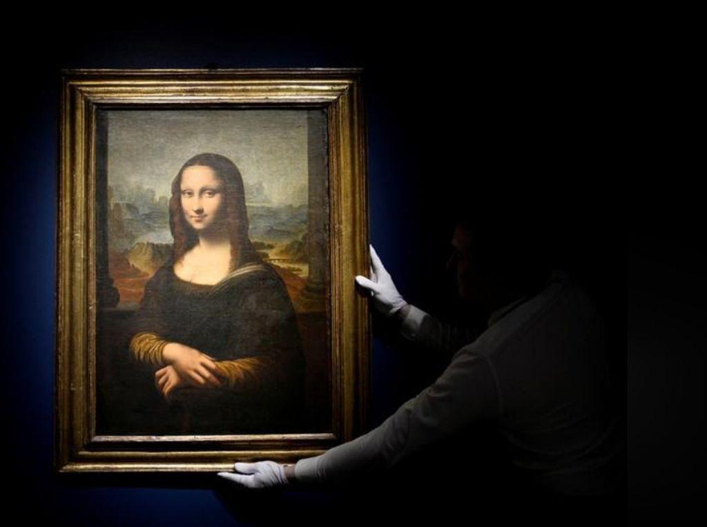 Lukisan Mona Lisa Diminta Dijual, Harganya Diprediksi Capai Rp 808 T