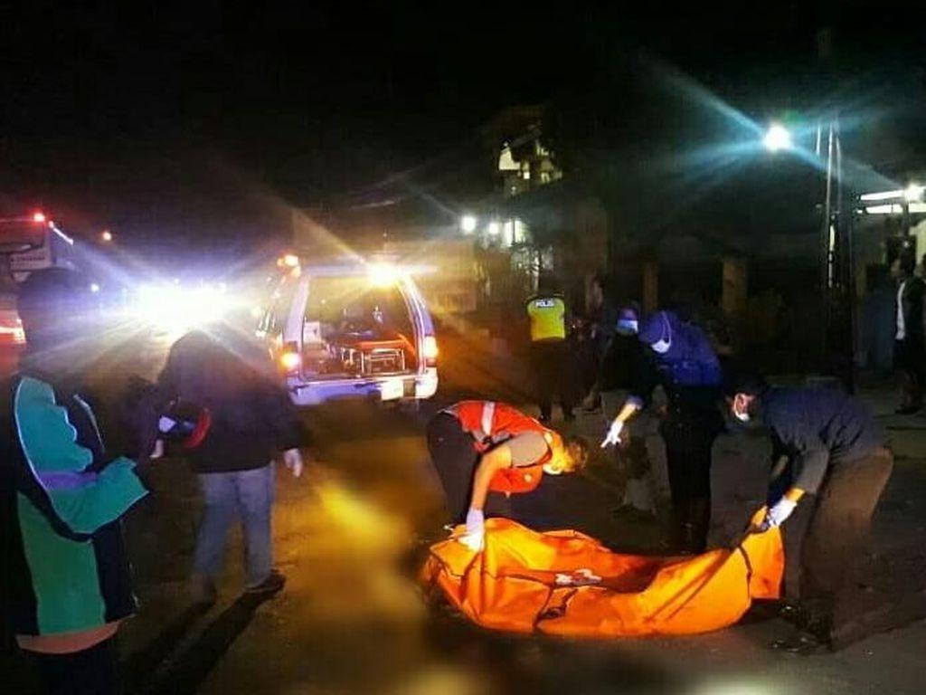 Kendaraan yang Tabrak Lari 2 Orang hingga Tewas di Sragen Teridentifikasi