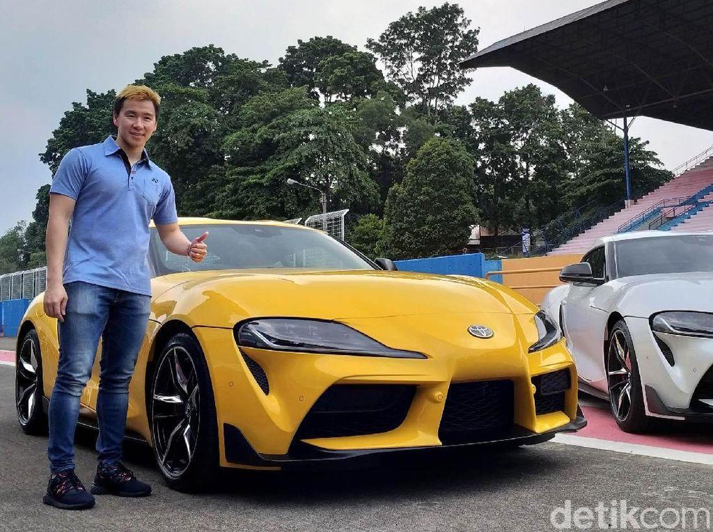 Ditebus Rp 2 Miliar, Ini Mobil Baru Marcus Fernaldi Gideon