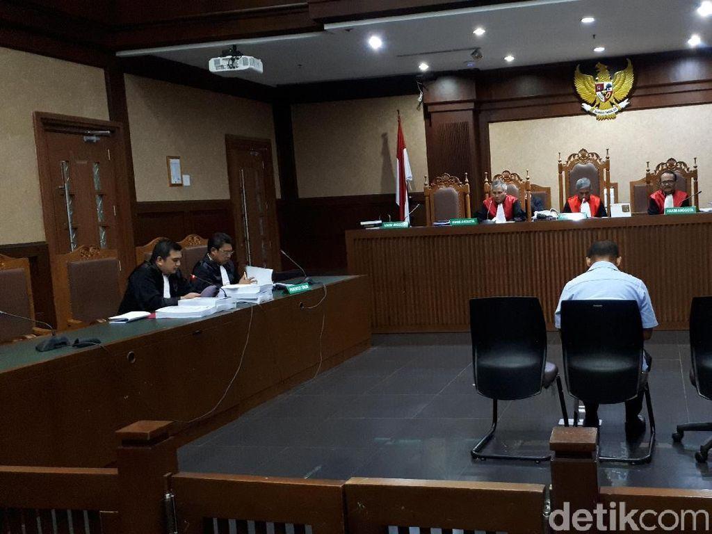 Nelayan Penyuap Gubernur Kepri Dituntut 2 Tahun Penjara
