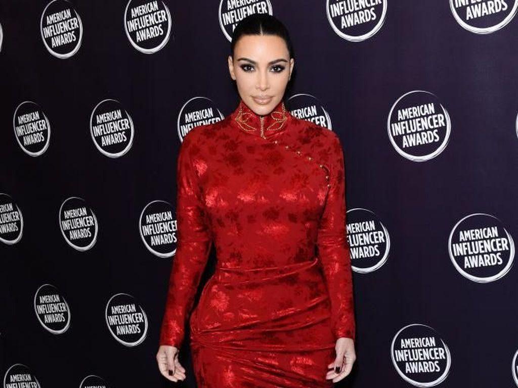 Super Luas dan Canggih, Ini Penampakan Dapur Kim Kardashian