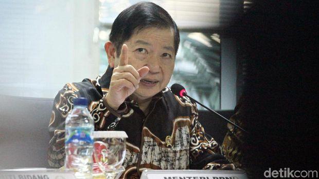 Menteri PPN/Kepala Bappenas Suharso Monoarfa