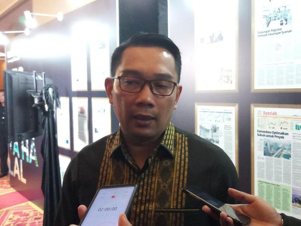 Aksi Teror Lempar Sperma-Pamer Kelamin di Jabar, Ridwan Kamil: Kita Malu