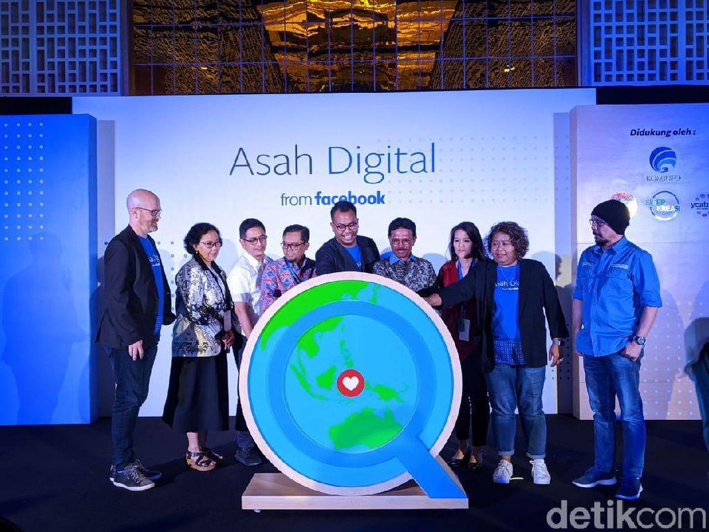 Asah Digital, Cara Facebook Amankan Netizen