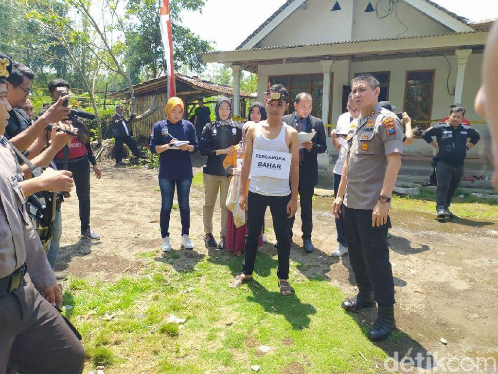 Kasus Pria Mayatnya Dikubur di Musala Direkonstruksi, 37 Adegan Diperagakan