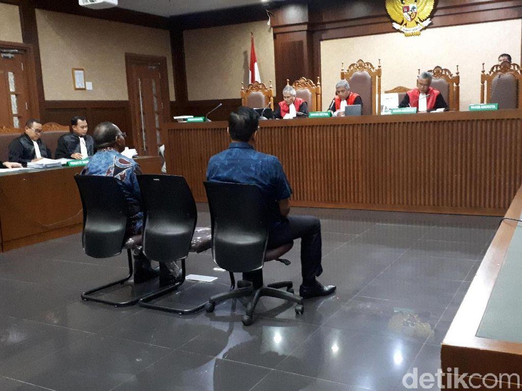 Eks Kadis PU Papua Didakwa Korupsi Rp 40,9 M Terkait Proyek Jalan
