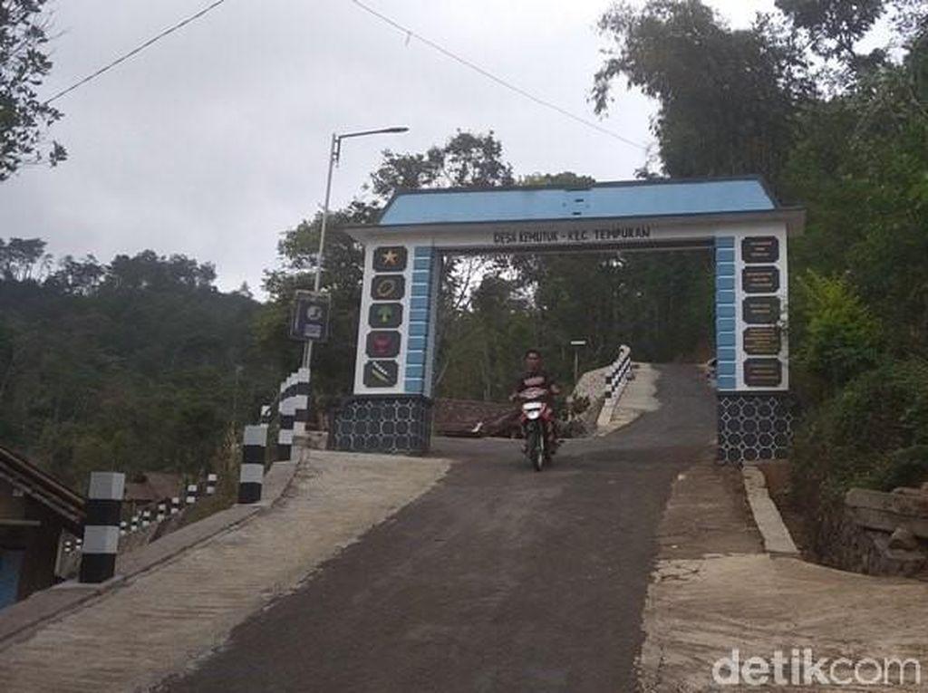 Kemutuk Desa Berpenduduk Terkecil di Magelang