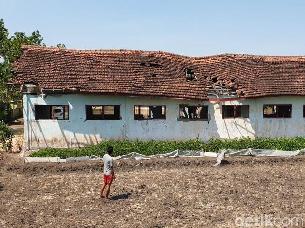 218 Ruang Kelas di 70 SD dan SMP Kabupaten Mojokerto Rusak