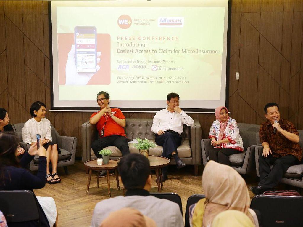 Dukung Penyediaan Akses Klaim Terluas Indonesia