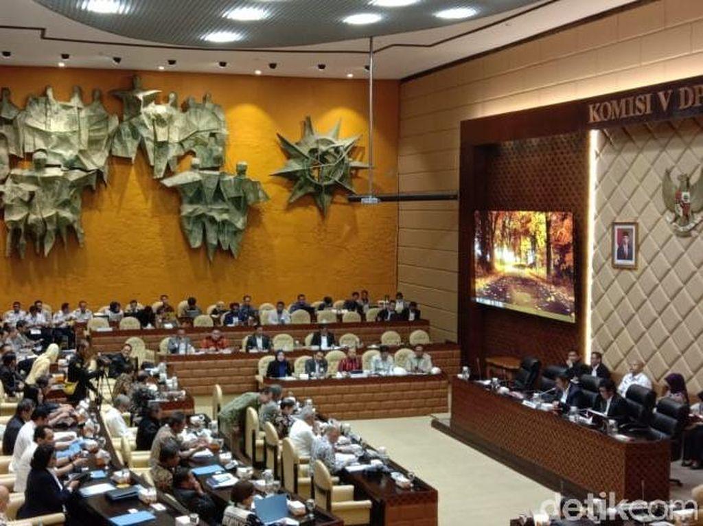 Menteri dan DPR Rapat Bahas Ibu Kota Baru, Ini Hasilnya