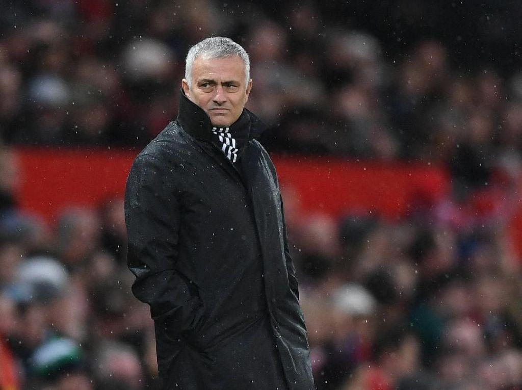 Rekor Bagus Jose Mourinho Saat Adu Taktik dengan Manuel Pellegrini