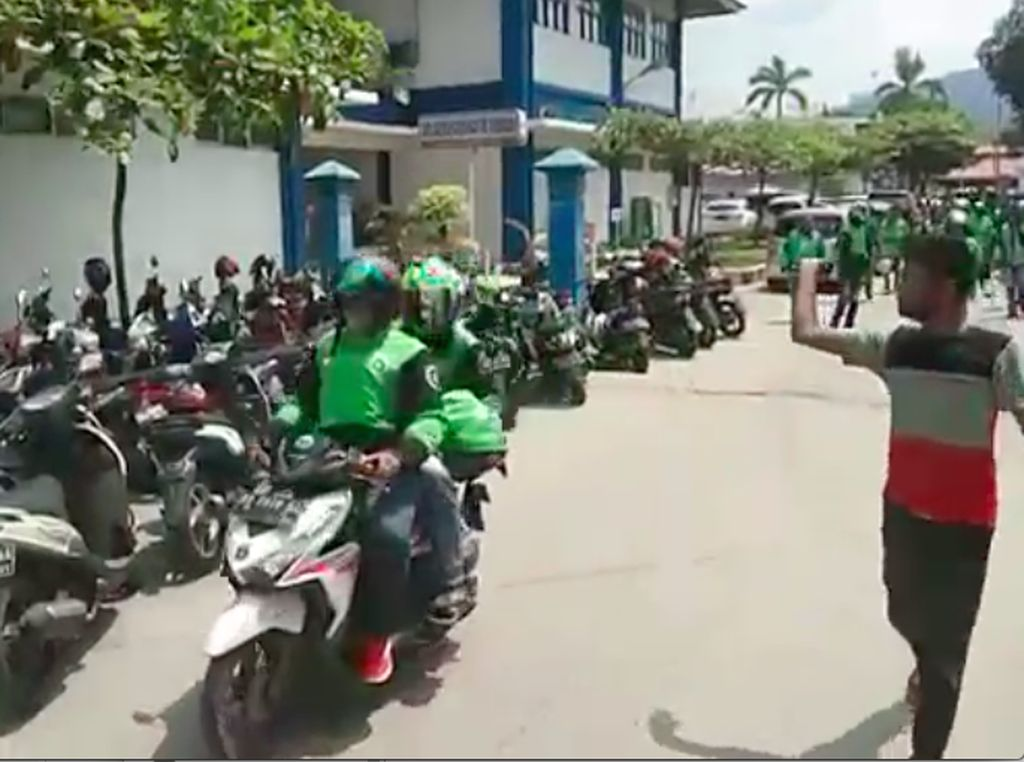 Video Pengakuan Ortu Jenazah Bayi yang Dibawa Kabur Driver Ojol