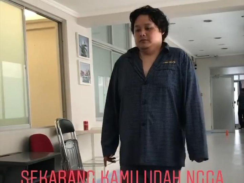 Bagikan Video Cecep Bombom Jalani Perawatan, Istri Tulis Pesan Menyentuh
