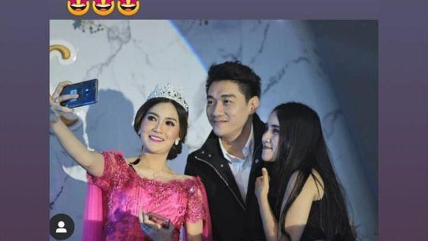 Nella Kharisma dan Ifan Seventeen