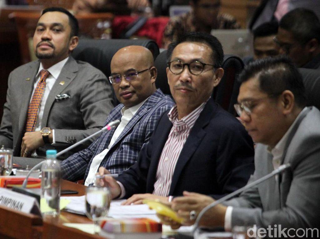 Giliran Panja Komisi Hukum Obok-obok Skandal Jiwasraya